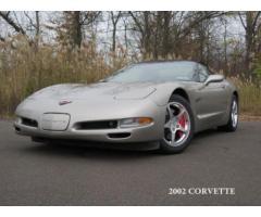 2002 Chevrolet Corvette 1 of 1072