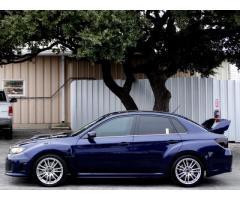 2011 Subaru WRX WRX STI AWD