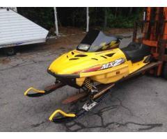 1997 Ski-Doo MXZ 440 Will Trade