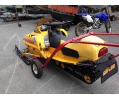 1996 Ski-Doo MXZ 440 Will Trade