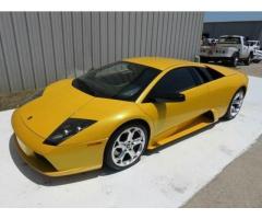2004 Lamborghini Murcielago V12 572hp